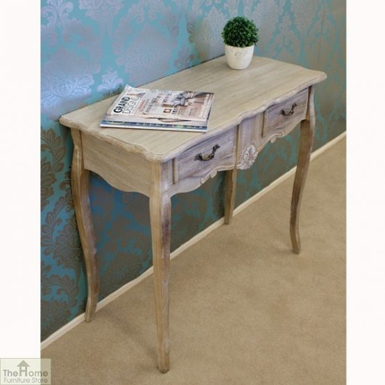 Casamoré Bordeaux 2 Drawer Console Table_4