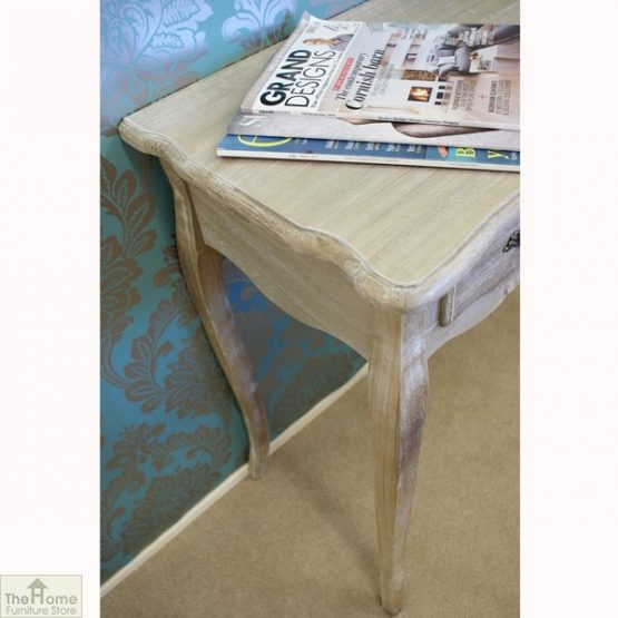 Casamoré Bordeaux 2 Drawer Console Table_9