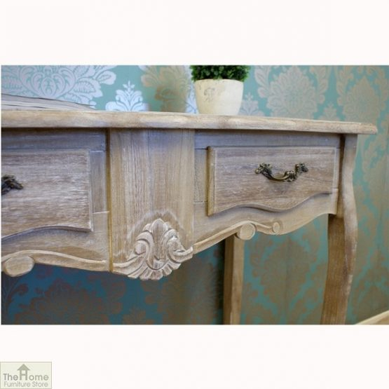 Casamoré Bordeaux 2 Drawer Console Table_8