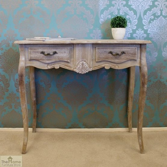 Casamoré Bordeaux 2 Drawer Console Table_2
