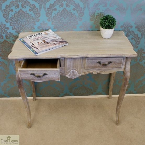 Casamoré Bordeaux 2 Drawer Console Table_6