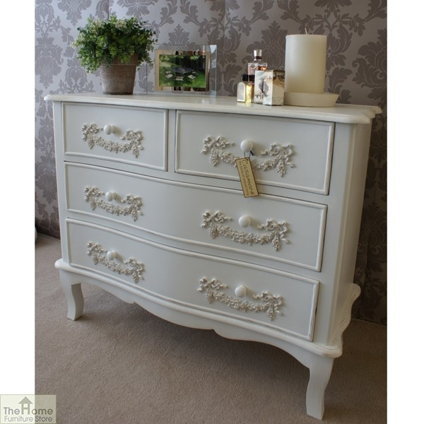Limoges 4 Drawer Chest Unit_3