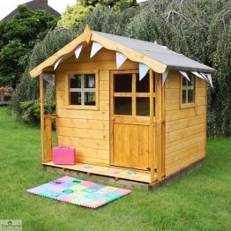 Cottage Style Childrens Playhouse_1