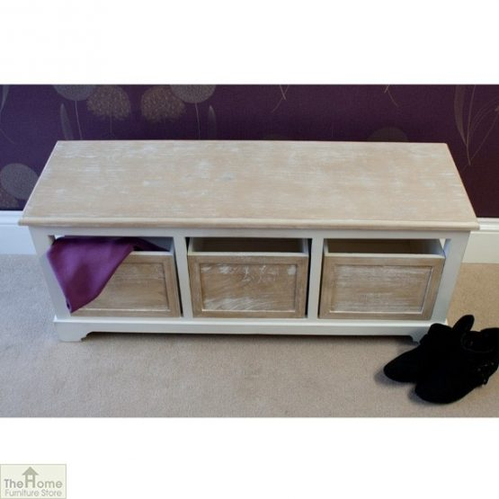 Cotswold 3 Seat Storage Bench_2