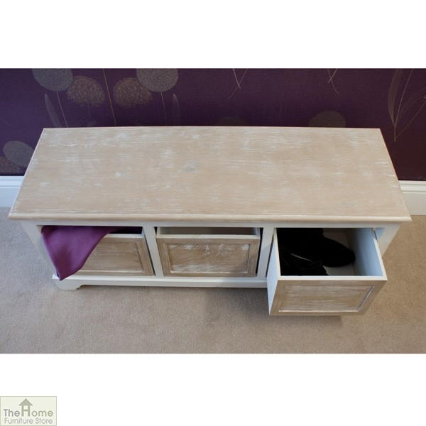 Cotswold 3 Seat Storage Bench_5
