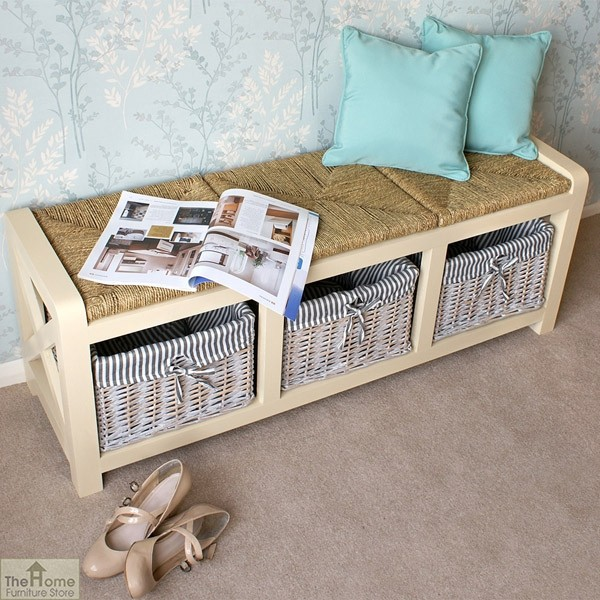 Selsey Wicker 3 Seater Storage Bench_1