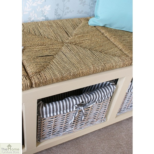 Selsey Wicker 3 Seater Storage Bench_2
