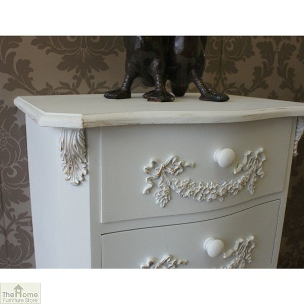 Limoges 3 Drawer Bedside Unit_5