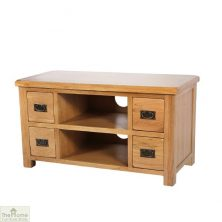 Farmhouse 4 Drawer TV Unit