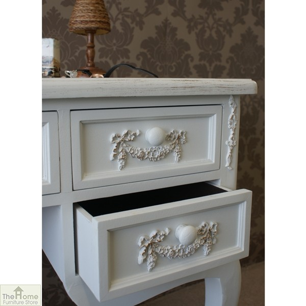 Limoges 5 Drawer Dressing Table_4