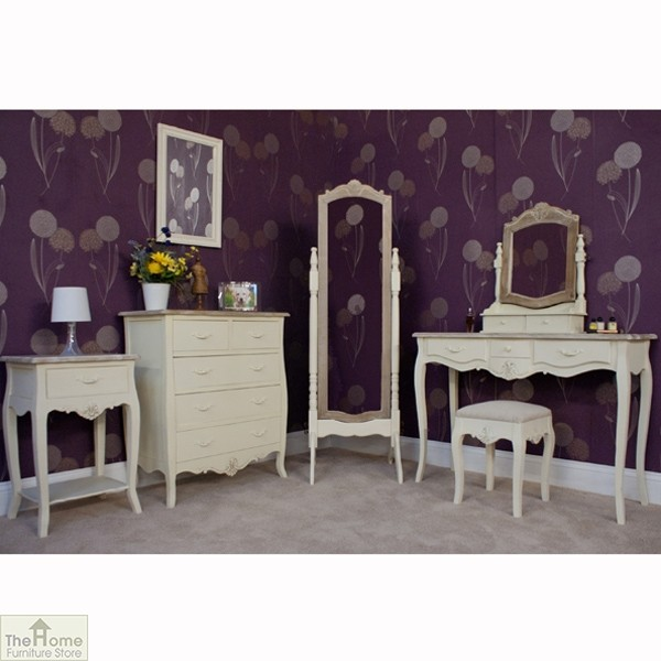Devon 3 Drawer Console Table_7