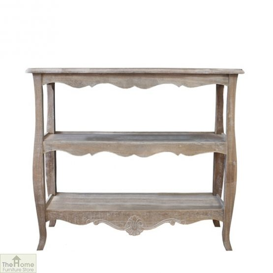 Casamoré Bordeaux 2 Shelf Unit