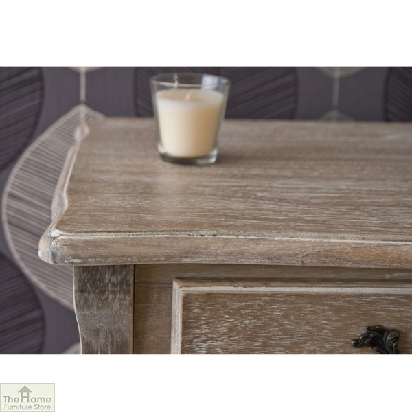 Bordeaux 3 Drawer Console_4