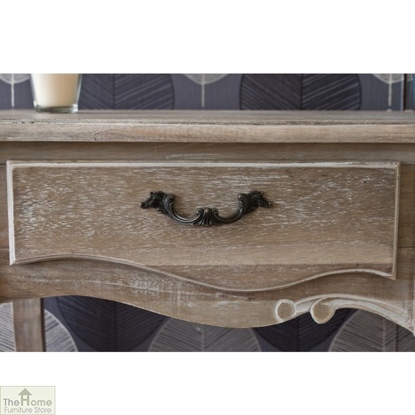 Bordeaux 3 Drawer Console_5