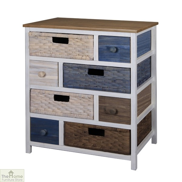 Camber 8 Drawer Storage Chest