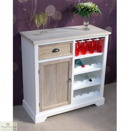 Cotswold Wine Rack Sideboard_2