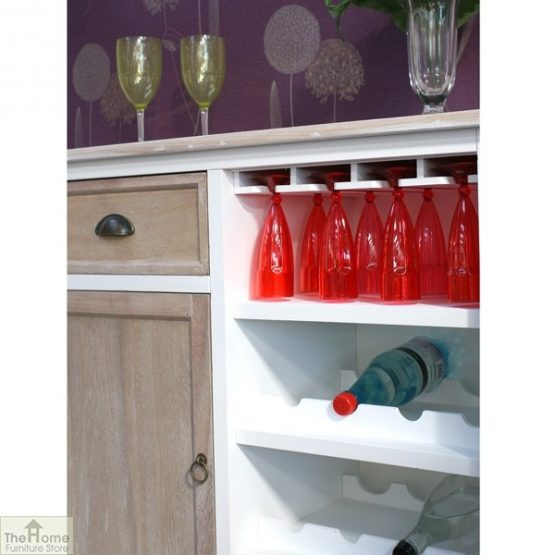 Cotswold Wine Rack Sideboard_5