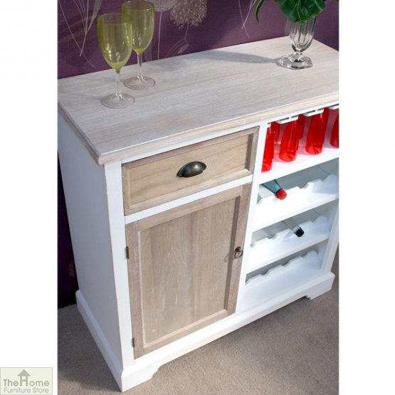 Cotswold Wine Rack Sideboard_4