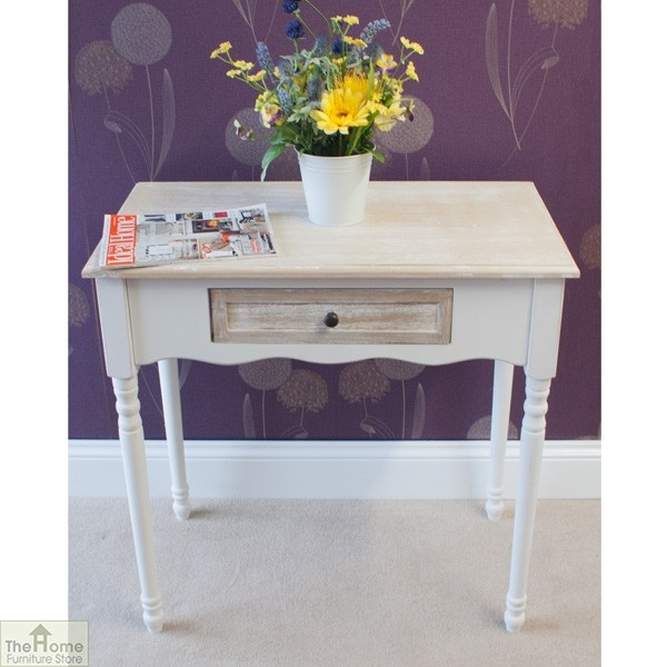 Cotswold 1 Drawer Console Table_2