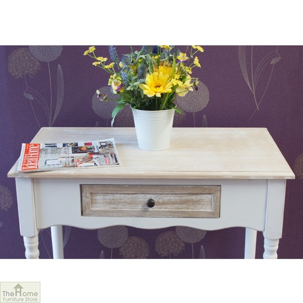 Cotswold 1 Drawer Console Table_4