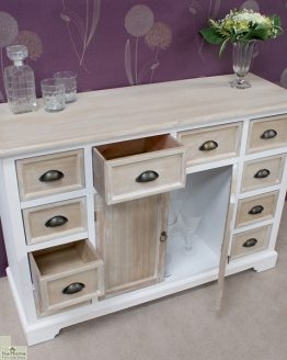 Cotswold 10 Drawer 2 Door Sideboard_1