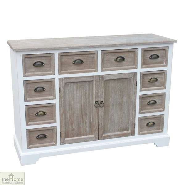 Cotswold 10 Drawer 2 Door Sideboard