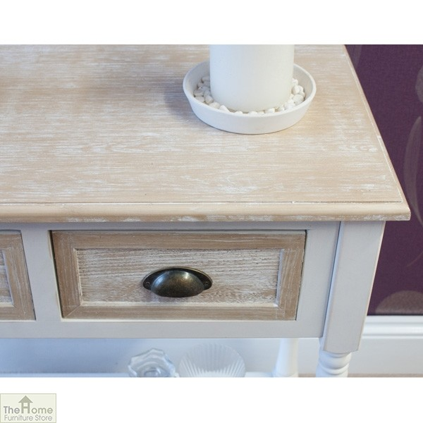 Cotswold 2 Drawer Console Table_7