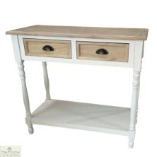 Cotswold 2 Drawer Console Table