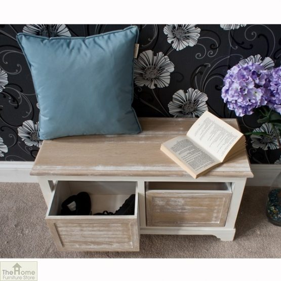 Cotswold 2 Seat Storage Bench_5