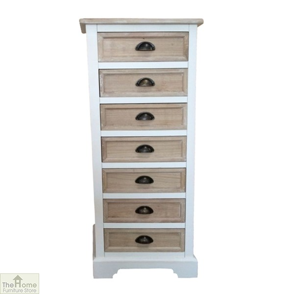Cotswold 7 Drawer Tallboy