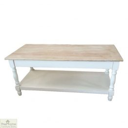 Cotswold 2 Shelf Coffee Table