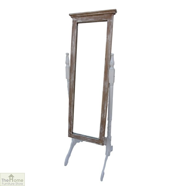 Cotswold Freestanding Tall Cheval Mirror