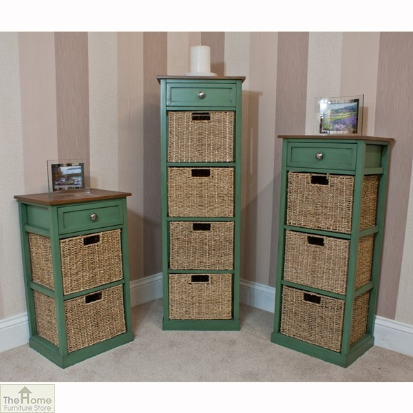 Country Cottage 3 Drawer Storage Chest_12