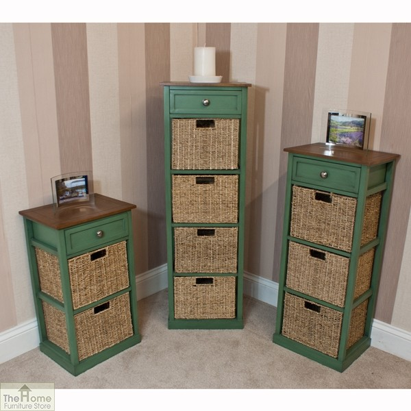 Country Cottage 3 Drawer Storage Chest_13