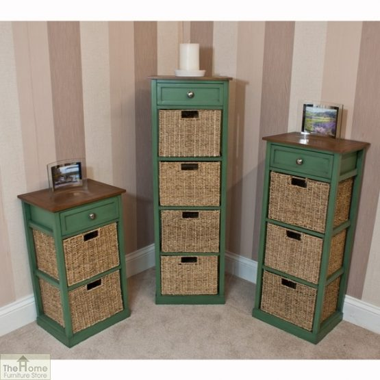 Country Cottage 5 Drawer Tallboy_9