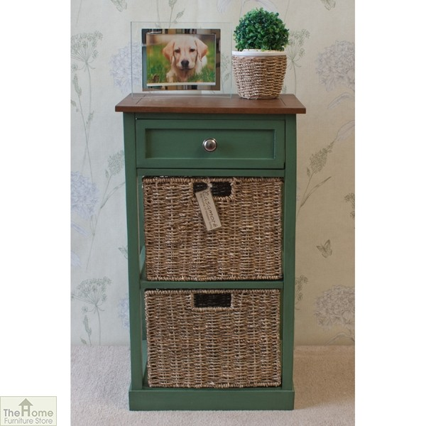 Country Cottage 3 Drawer Storage Chest_1