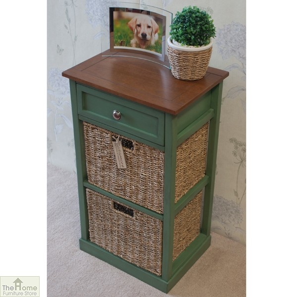 Country Cottage 3 Drawer Storage Chest_3