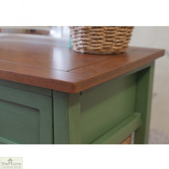 Country Cottage 3 Drawer Storage Chest_9