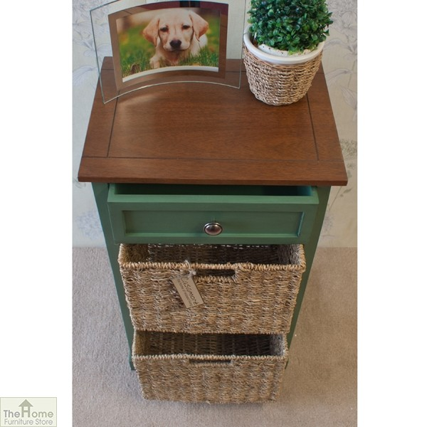 Country Cottage 3 Drawer Storage Chest_5
