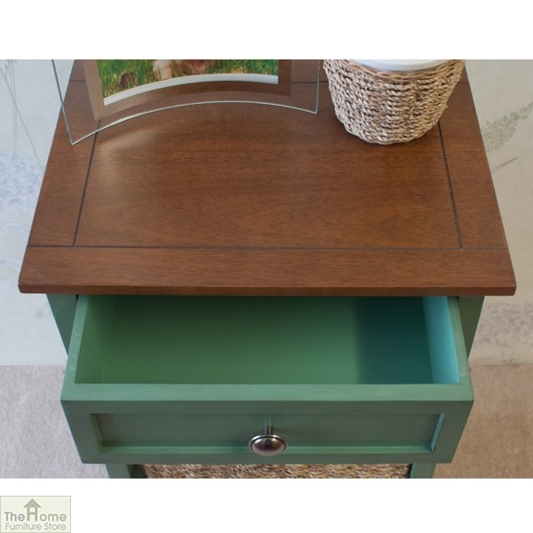 Country Cottage 3 Drawer Storage Chest_7
