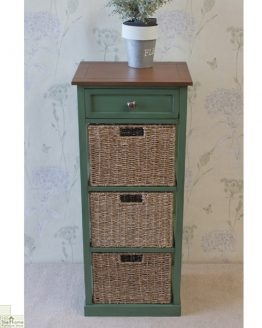 Country Cottage 4 Drawer Tallboy_1