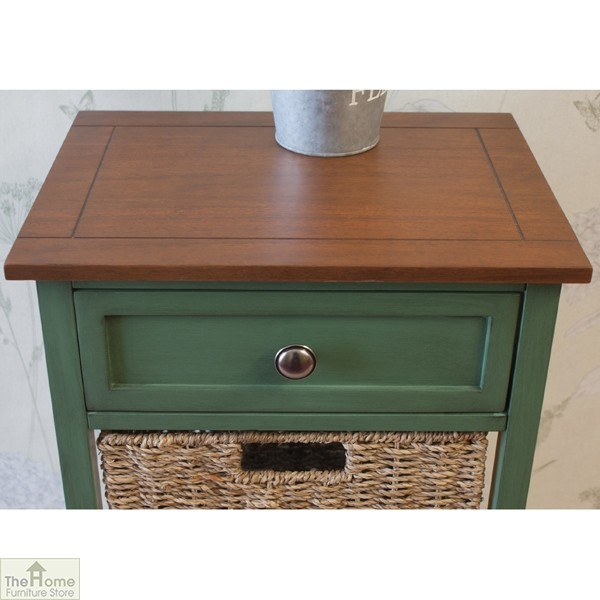 Country Cottage 4 Drawer Tallboy_3