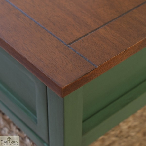 Country Cottage 4 Drawer Tallboy_6