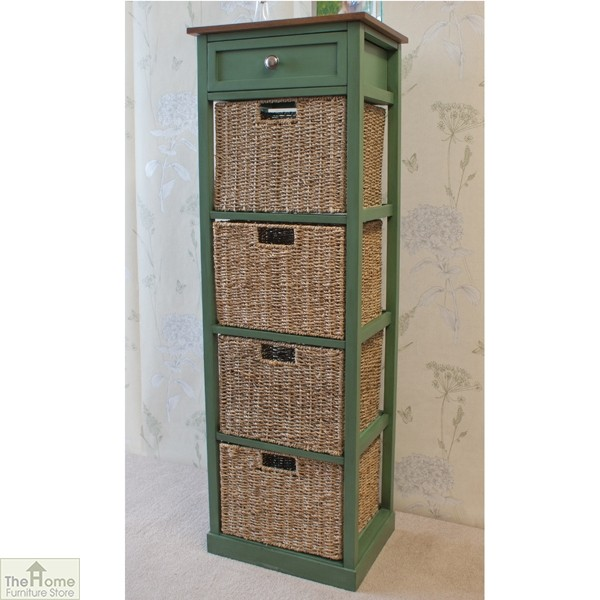 Country Cottage 5 Drawer Tallboy_2