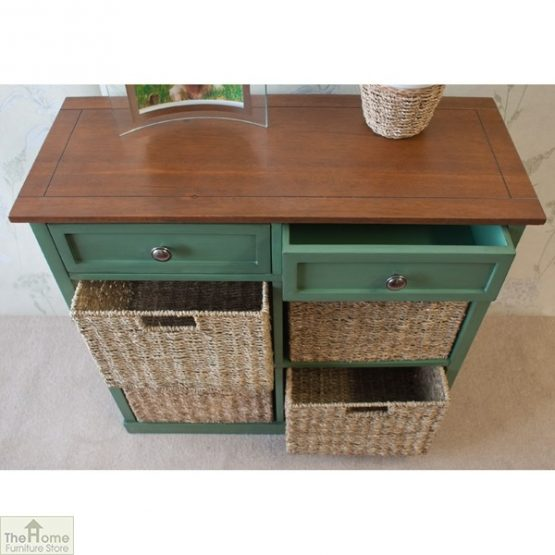 Country Cottage 6 Drawer Storage Chest_6