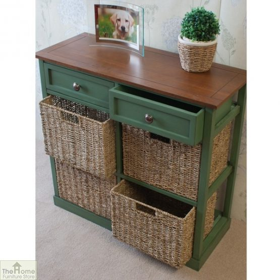 Country Cottage 6 Drawer Storage Chest_7