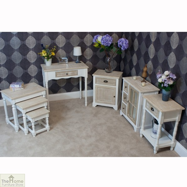 Cotswold 1 Drawer Console Table_5
