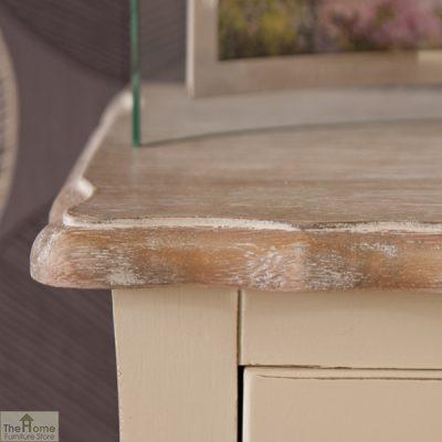 Devon Shabby Chic Bedside Table 1 Door 1 Drawer_3