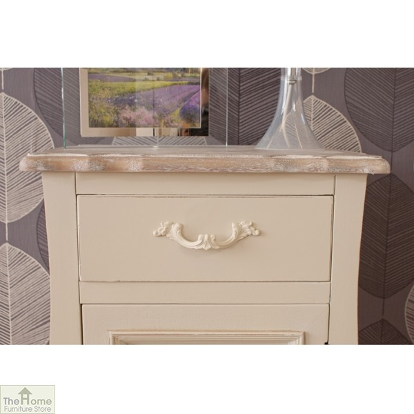 Devon 1 Door 1 Drawer Bedside Unit_5