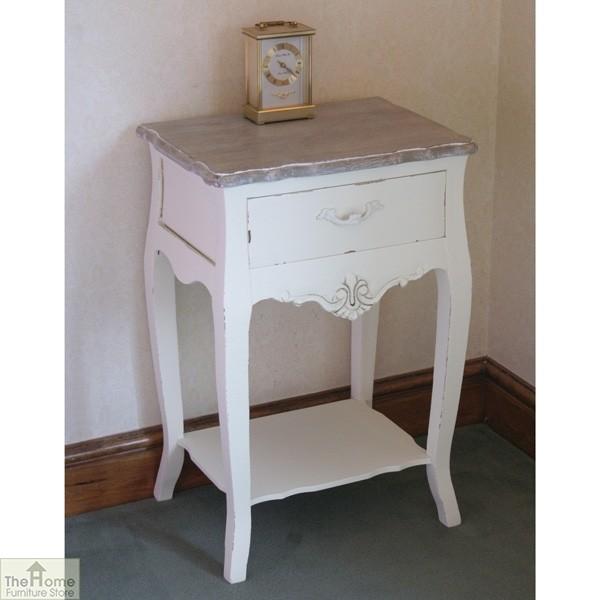 Devon 1 Drawer Lamp Table_1